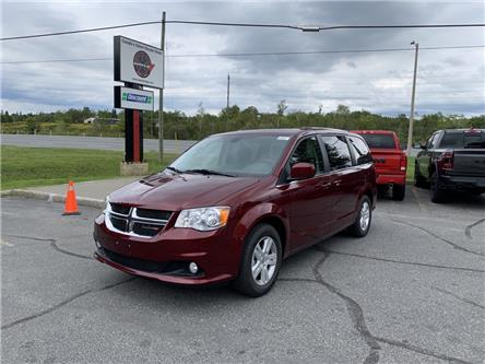 2020 Dodge Grand Caravan Crew (Stk: 6524) in Sudbury - Image 1 of 20