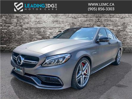 2018 Mercedes-Benz AMG C 63 S (Stk: 17701) in Woodbridge - Image 1 of 15
