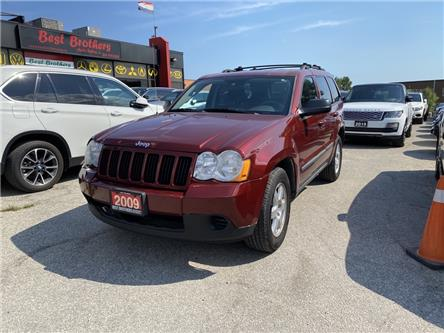 2009 Jeep Grand Cherokee Laredo (Stk: 503280) in Toronto - Image 1 of 12