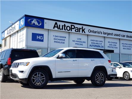 2019 Jeep Grand Cherokee Limited (Stk: 19-95759) in Brampton - Image 1 of 25