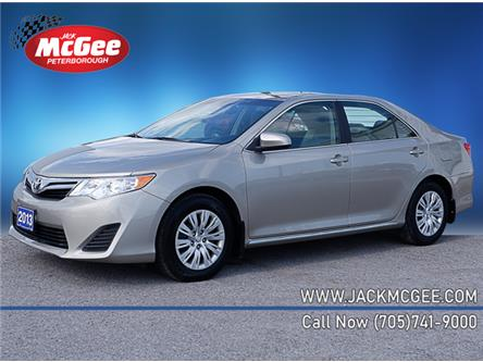 2013 Toyota Camry LE (Stk: 90229A) in Peterborough - Image 1 of 18