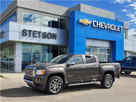 2020 GMC Canyon Denali (Stk: P2628) in Drayton Valley - Image 1 of 15