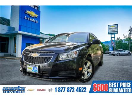 2014 Chevrolet Cruze 1LT (Stk: 19-112B) in Trail - Image 1 of 21