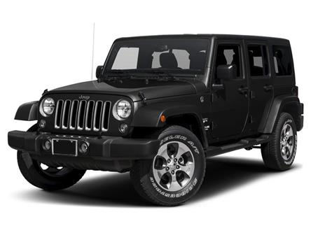 2016 Jeep Wrangler Unlimited Sahara (Stk: 93040) in St. Thomas - Image 1 of 9