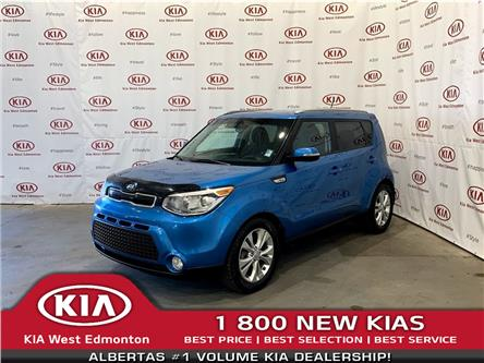 2015 Kia Soul EX+ ECO (Stk: 22419B) in Edmonton - Image 1 of 26
