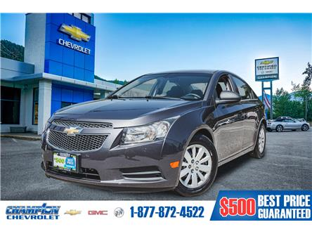 2011 Chevrolet Cruze LS (Stk: 19-183A) in Trail - Image 1 of 21