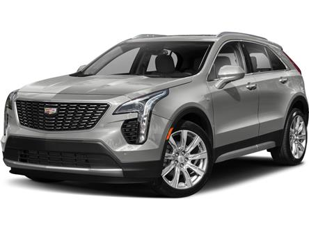 2021 Cadillac XT4 Luxury (Stk: F-XXPNPX) in Oshawa - Image 1 of 5
