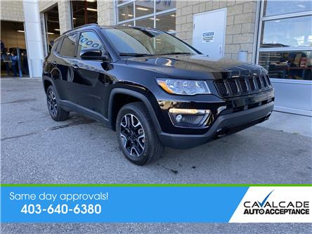 2019 Jeep Compass Sport (Stk: 61089) in Calgary - Image 1 of 22