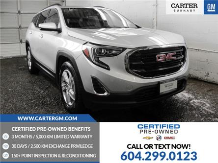 2019 GMC Terrain SLE (Stk: P9-62290) in Burnaby - Image 1 of 24