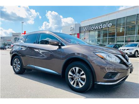 2015 Nissan Murano SV (Stk: C35624) in Thornhill - Image 1 of 19