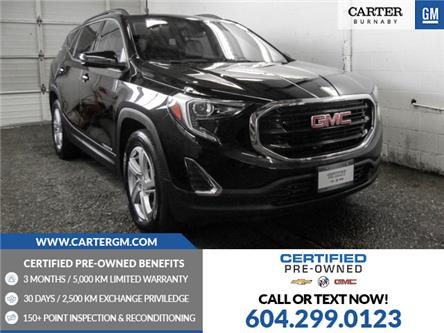 2019 GMC Terrain SLE (Stk: P9-62370) in Burnaby - Image 1 of 24