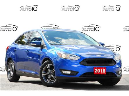 2018 Ford Focus SE (Stk: 0E10520A) in Kitchener - Image 1 of 20