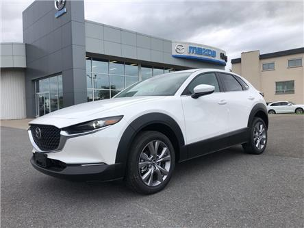 2021 Mazda CX-30 GS (Stk: 21T003) in Kingston - Image 1 of 16