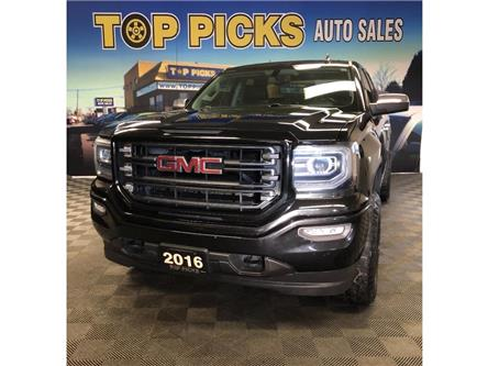 2016 GMC Sierra 1500 SLE (Stk: 136342) in NORTH BAY - Image 1 of 27