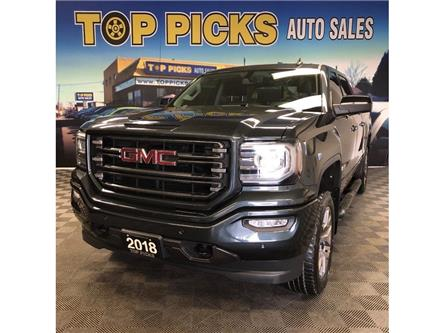 2018 GMC Sierra 1500 SLT (Stk: 259401) in NORTH BAY - Image 1 of 28