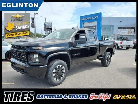 2020 Chevrolet Silverado 2500HD Custom (Stk: LF298439) in Mississauga - Image 1 of 18