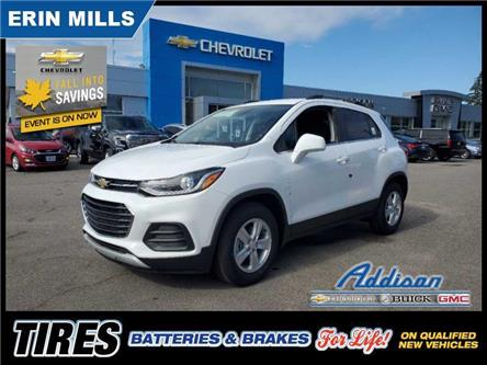 2020 Chevrolet Trax LT (Stk: LB335294) in Mississauga - Image 1 of 17