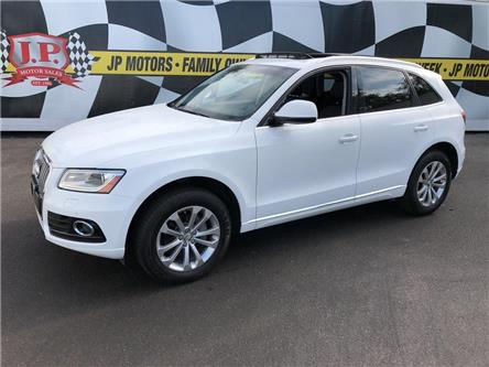 2016 Audi Q5 2.0T Progressiv (Stk: 49842) in Burlington - Image 1 of 25