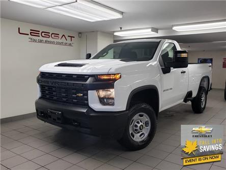 2020 Chevrolet Silverado 2500HD Work Truck (Stk: 205732) in Burlington - Image 1 of 21
