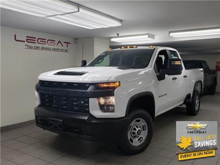 2020 Chevrolet Silverado 2500HD Work Truck (Stk: 205759) in Burlington - Image 1 of 22