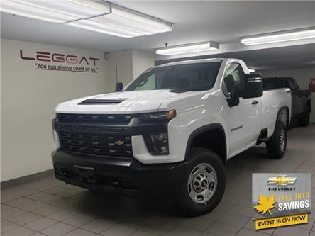 2020 Chevrolet Silverado 2500HD Work Truck (Stk: 205815) in Burlington - Image 1 of 21