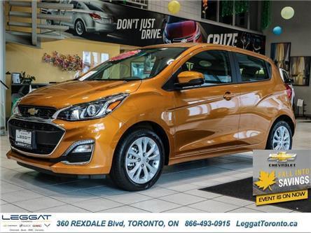 2020 Chevrolet Spark 1LT CVT (Stk: 459329) in Etobicoke - Image 1 of 18