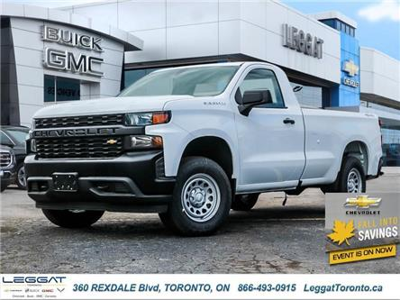 2020 Chevrolet Silverado 1500 Work Truck (Stk: 305780) in Etobicoke - Image 1 of 21