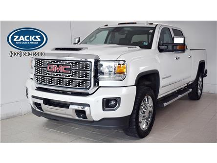 2018 GMC Sierra 2500HD Denali (Stk: 81856) in Truro - Image 1 of 30