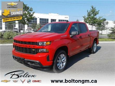 2020 Chevrolet Silverado 1500 Silverado Custom (Stk: 246257) in Bolton - Image 1 of 14