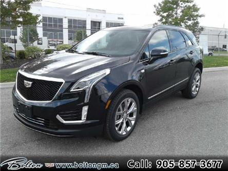 2020 Cadillac XT5 Sport (Stk: 226693) in Bolton - Image 1 of 15