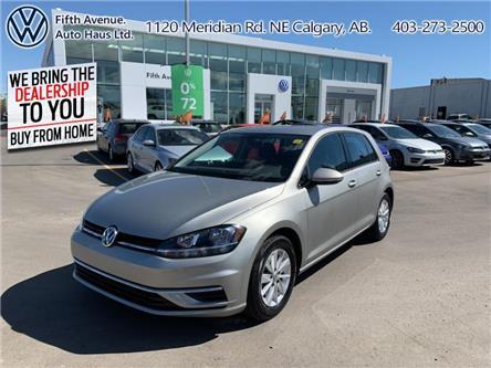 2019 Volkswagen Golf 1.4 TSI Comfortline (Stk: 3590) in Calgary - Image 1 of 24