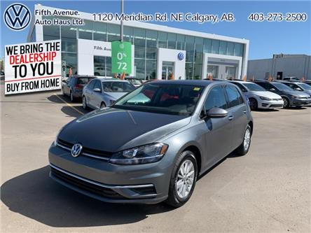 2019 Volkswagen Golf 1.4 TSI Comfortline (Stk: 3589) in Calgary - Image 1 of 24
