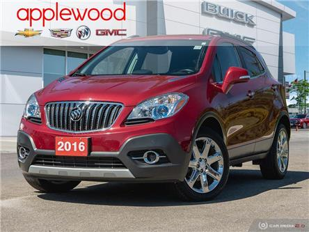 2016 Buick Encore Premium (Stk: 679702P) in Mississauga - Image 1 of 27