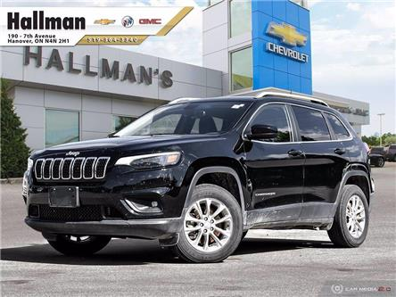 2019 Jeep Cherokee North (Stk: 20309A) in Hanover - Image 1 of 27
