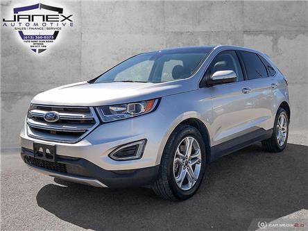2018 Ford Edge Titanium (Stk: 20141) in Ottawa - Image 1 of 30