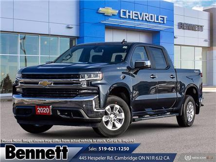 2020 Chevrolet Silverado 1500 LT (Stk: 200883) in Cambridge - Image 1 of 23