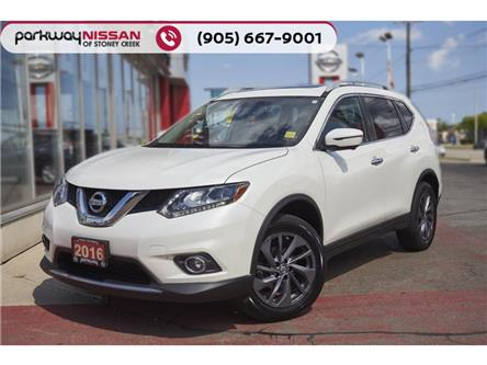 2016 Nissan Rogue  (Stk: N1693) in Hamilton - Image 1 of 27