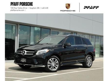 2016 Mercedes-Benz GLE350d 4MATIC (Stk: P15454A) in Vaughan - Image 1 of 22