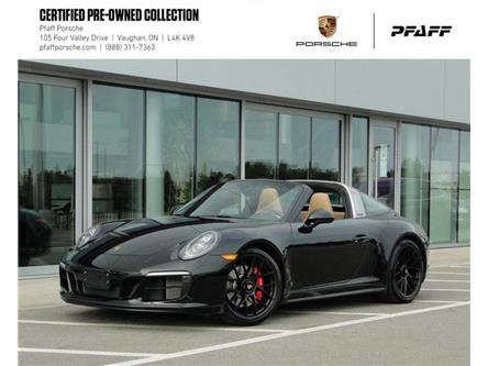 2019 Porsche 911 Targa 4 GTS PDK (Stk: U8935) in Vaughan - Image 1 of 20