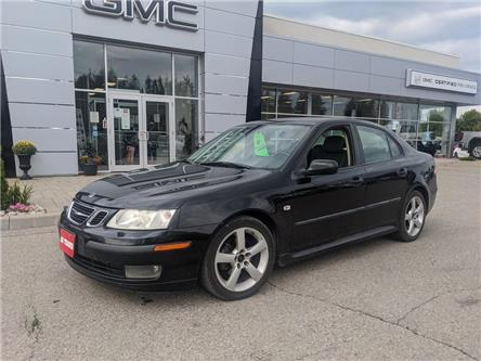2004 Saab 9-3 LINEAR, 2.0T AUTO, ROOF, HTD LEATHER, AS-TRADED! (Stk: B10025AA) in Orangeville - Image 1 of 18