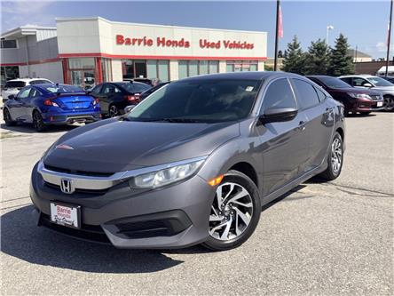 2016 Honda Civic EX (Stk: U16803) in Barrie - Image 1 of 23