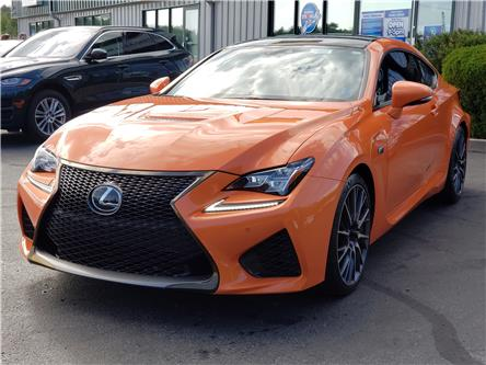 2016 Lexus RC F Base (Stk: 10802) in Lower Sackville - Image 1 of 27
