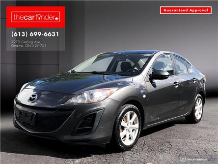 2010 Mazda Mazda3 GX (Stk: ) in Ottawa - Image 1 of 23