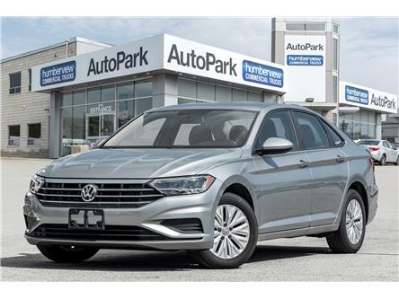 2019 Volkswagen Jetta 1.4 TSI Comfortline (Stk: APR7429) in Mississauga - Image 1 of 19