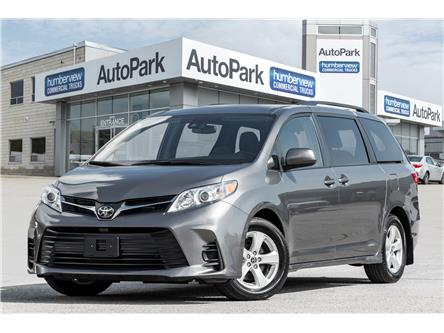 2019 Toyota Sienna LE 8-Passenger (Stk: ) in Mississauga - Image 1 of 19