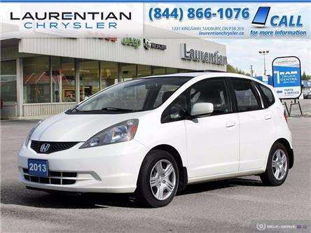 2013 Honda Fit LX (Stk: P0112A) in Sudbury - Image 1 of 26