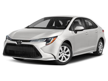 2021 Toyota Corolla LE (Stk: 21019) in Ancaster - Image 1 of 9