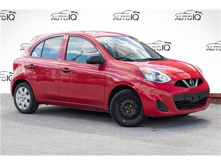 2015 Nissan Micra  (Stk: 27677UZ) in Barrie - Image 1 of 11