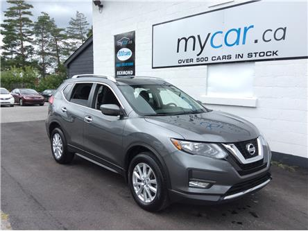 2017 Nissan Rogue SV (Stk: 200900) in Richmond - Image 1 of 20