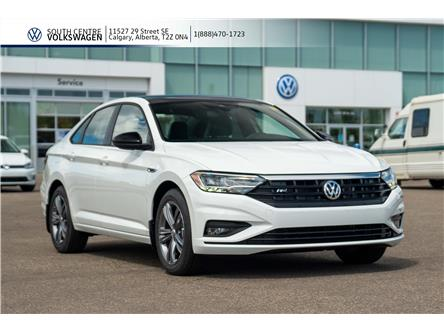 2020 Volkswagen Jetta Highline (Stk: 00136) in Calgary - Image 1 of 43